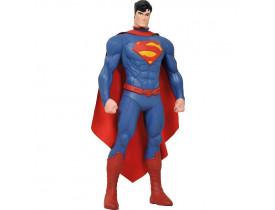 Boneco Superman Clássico Bandeirantes 43cm