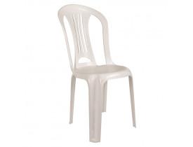 Cadeira Bistrô Mor 51x42,5x89cm Branca 15151103