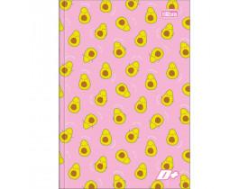 Caderno Brochura 48 Folhas Capa Dura 1/4 D+ Tilibra Cor Sortida