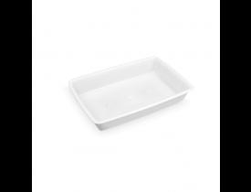 Caixa para Alimentos 7litros Natural Plasvale 45x30x8cm