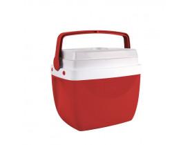 Caixa Térmica 12L Mor 33,5x24x29cm Vermelha 25108212