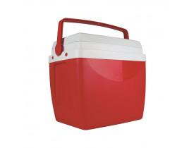 Caixa Térmica 26L Mor 42,5x29x38,5cm Vermelha 25108172