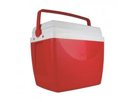 Caixa Térmica 34L Mor 47,5x31,5x41cm Vermelha 25108162