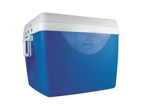 Caixa Térmica 75 litros Azul 47X47X64cm Mor