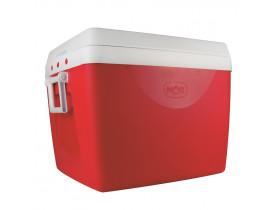 Caixa Térmica 75L Mor 64x47x47cm Vermelha 25108192