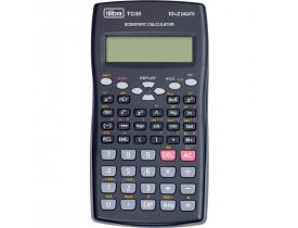 Calculadora Científica TC08 240 Funções Preta Tilibra