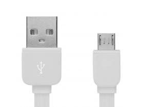 Carregador Smartogo Cabo Micro USB 1 metro Multilaser Cor Sortida