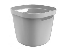 Cesto Cube Flex Ou Martiplast 36x38x31,5cm Chumbo CF2000