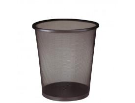 Cesto de Lixo Aço Basket 11 litros 27X30cm Mor