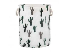 Cesto Multiuso Cactus 38X49cm Mor