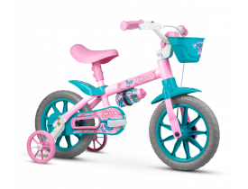 Bicicleta Infantil Aro 12 Charm Nathor