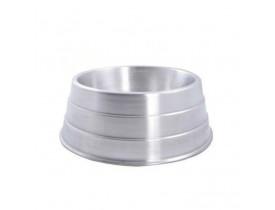 Comedouro Alumínio Nº1 900ml Pupet's