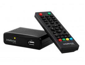 Conversor Digital de Tv com Gravador CD700 Intelbras