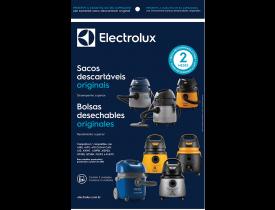 Saco para Aspirador de Pó 3 unidades Descartável CSE10 Electrolux