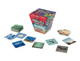Brinquedo Jogo de Memória dos Animais DiverGame