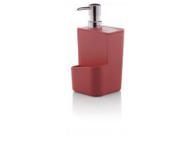 Dispenser para Detergente 650ml Vermelho Ou Martiplast