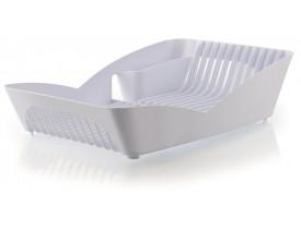 Escorredor de Pratos Infinity Ou Martiplast Branco ES500
