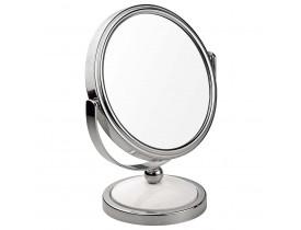 Espelho de Aumento Dupla Face Classic Mor