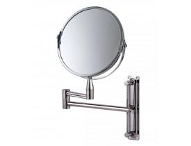 Espelho De Aumento Articulado Mor Dupla Face