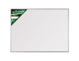 Quadro Branco 90x60cm Moldura de Alumínio Souza