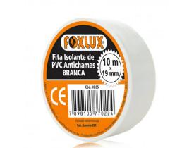 Fita Isolante De PVC Antichamas Foxlux 10 metros x 19mm