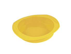 Forma Redonda de Silicone Mor 28,5x25x5cm Cor Sortida 8542