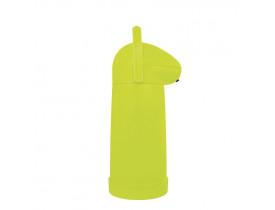 Garrafa Térmica de Pressão 1,0 litro Limão Nobile Mor 15,5x12,5x32cm