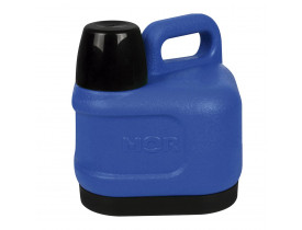 Garrafão Térmico 3,0 litros Azul Amigo Mor 20,5x20,5x22,5cm
