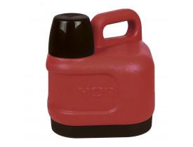 Garrafão Térmico 3,0 litros Vermelho Amigo Mor 20,5x20,5x22,5cm