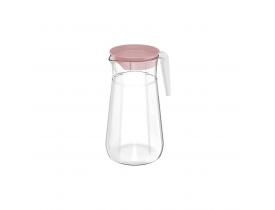 Jarra Belly Plástica 1,8 litros Rosa Quartzo Ou Martiplast