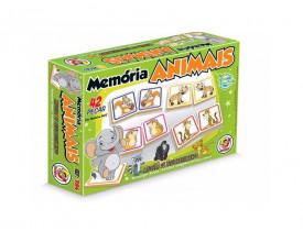 Jogo de Memória Animais Junges