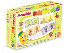 Jogo de Memória Frutas Junges