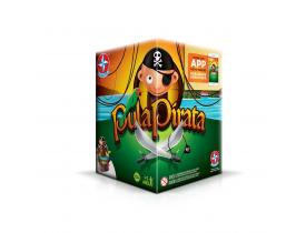 Brinquedo Jogo Pula Pirata Estrela