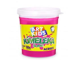 Kimeleka Slime 180g Acrilex Cor Sortida