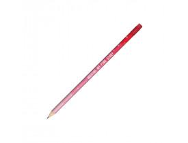 Lápis Preto Redondo com Borracha N2 Love Pink Tilibra
