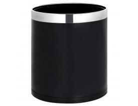 Lixeira Office 9 litros 22X22X25cm Mor