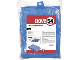 Lona de Polietileno Azul 3x2 Metros Nove54