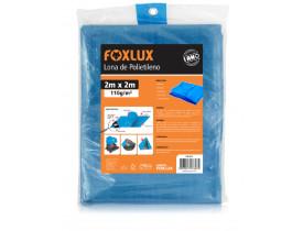 Lona de Polietileno Azul 2X2 Foxlux