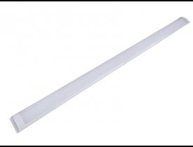 Luminária Led de Sobrepor 32W Bivolt 6500K Luz Branca Fria Cristallux