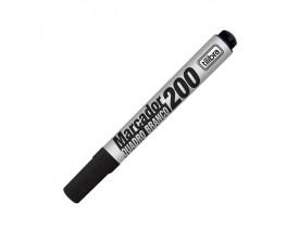 Marcador para Quadro Branco 200 Preto Tilibra