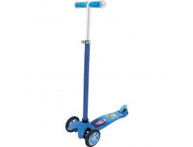 Patinete 3 Rodas Infanto Juvenil Mor Azul 40600312