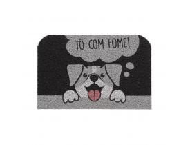 Tapete Capacho Vinil Pet 2.0 Dog 40x60cm Kapazi