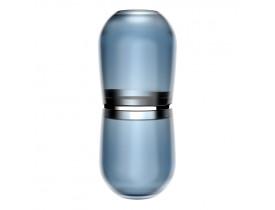 Porta Escova Belly Soft Ou Martiplast Azul Glacial PEB854