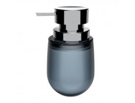 Porta Sabonete Líquido Soft Ou Martiplast Azul Glacial PSB855
