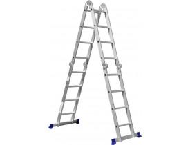 Escada Mor Multifuncional com Plataforma 4x4 16 degraus