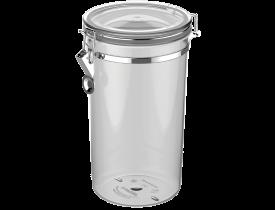 Pote Hermético Napoli com Presilha 2,1 litros Transparente Soprano
