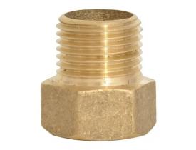 Prolongador Extensor para Torneira 1/2''x2,5cm Conex