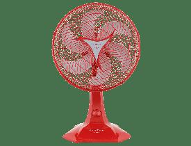 Ventilador Protect 30 Six 220V Vermelho Britânia