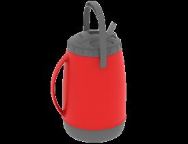 Recipiente Isotérmico Atacama 2,5 litros Vermelho Soprano