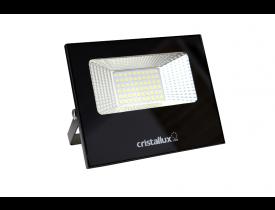 Refletor de Led 20W Bivolt 5000K Luz Neutra Cristallux